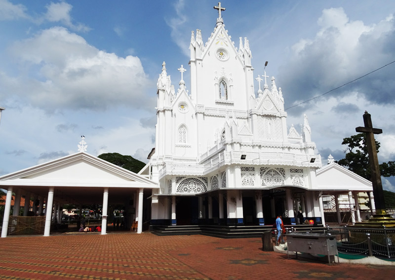 St. Mary's Church, Manarcaud